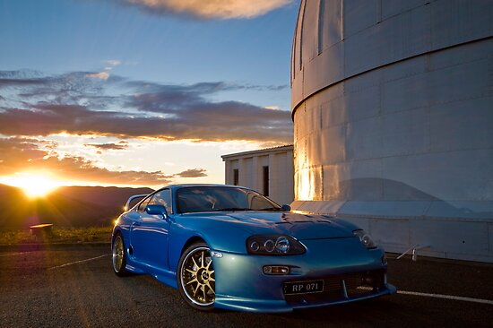 Sunset Supra by Jamie Carl