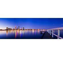 Perth City Photographic Print