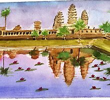 angkor watt march 2007 by taariqhassan
