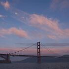 Golden Gate Bridge by peter