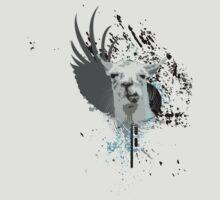 hi-fi llama by asyrum