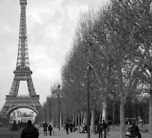 A Winter Sunday in Paris by annadavies