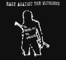 Rage Against The Michonne by Numnizzle