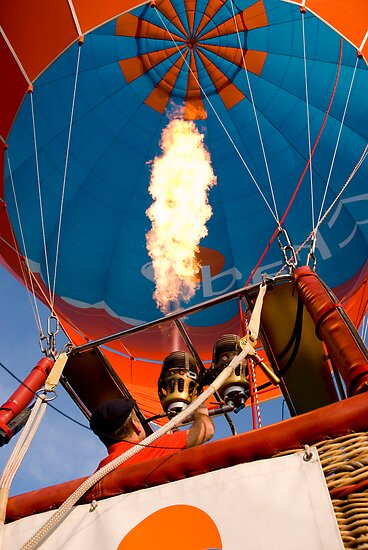 Hot Air 01 by Andy Mays