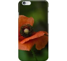 Stand-alone Paper Flower iPhone Case/Skin