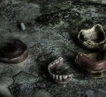 False Teeth by Richard Shepherd