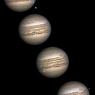 Dynamic Jupiter by Mike Salway