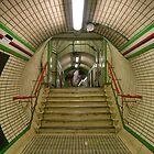 London Tube by Studio-Z Photography