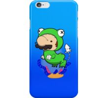 Frog Power! iPhone Case/Skin