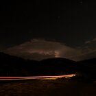 stormy night 2 by Andrew  Landau