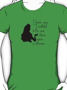 Disney Princesses: Aurora (The Sleeping Beauty) *Black version* T-Shirt