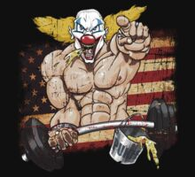 Cross fitness - Puker - USA T-Shirt
