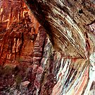 Weeping Rock by Varinia   - Globalphotos