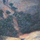 Towards Wee Jasper by Glenda Jones