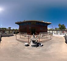 Kuan Yin Temple - Full 360° Panorama by Marcus Mawby