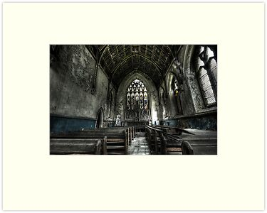 Into the Chapel by Richard Shepherd