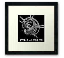 Chasis Framed Print