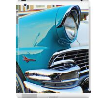Old car 3 iPad Case/Skin
