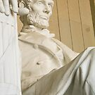 Abraham Lincoln by pixzlee