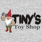 Tiny&#x27;s Toy Shop Gnome Enforcer by G. Patrick Colvin