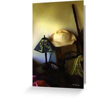 Bedside Magick Greeting Card