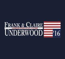 Underwood '16 by shirtsfanboy