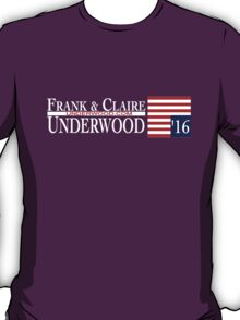 Underwood '16 T-Shirt