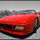 Ferrari 348 Spider by hedgie6