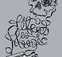 Life is Music by Jason Castillo