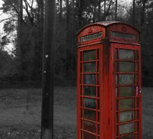 Phonebox by huckle