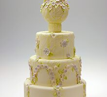 Hayley, a cake designed by by Linda Bassett