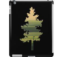 Grounded II - Abstract Tree Art iPad Case/Skin