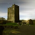 Dysert O Dea Castle by John Quinn