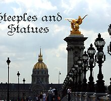 Steeples and Statues  by Jenni Tanner
