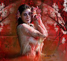 the geisha by navybrat