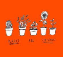 Plants Are Friends 2 Kids Clothes