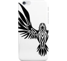 Tribal Raven iPhone Case/Skin