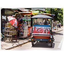 Hello Moto! (Siem Reap, Cambodia) Poster