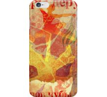 Russia dance iPhone Case/Skin