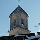 Sassello (Savona), the clocktower by presbi