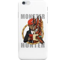 Hunter's Life (Glenn R Custom) iPhone Case/Skin