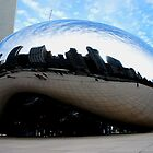 Millennium Park Chicago by jack8