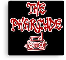 Pharcyde Canvas Print