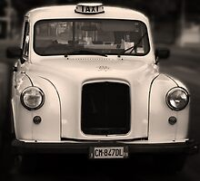 Taxi by Christian  Zammit
