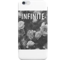 Infinite - Black and White iPhone Case/Skin