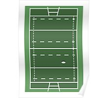 SPORT PERSPECTIVE - AMERICAN FOOTBALL Poster
