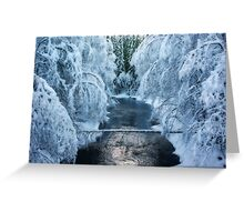 Land Of The Elves Greeting Card