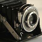 Vintage Camera by Mel Preston