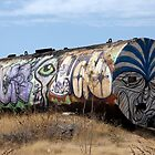 Graffiti Tank by phil decocco