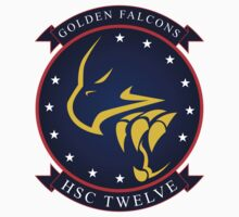 HSC Twelve (12) - Golden Falcons T-Shirt